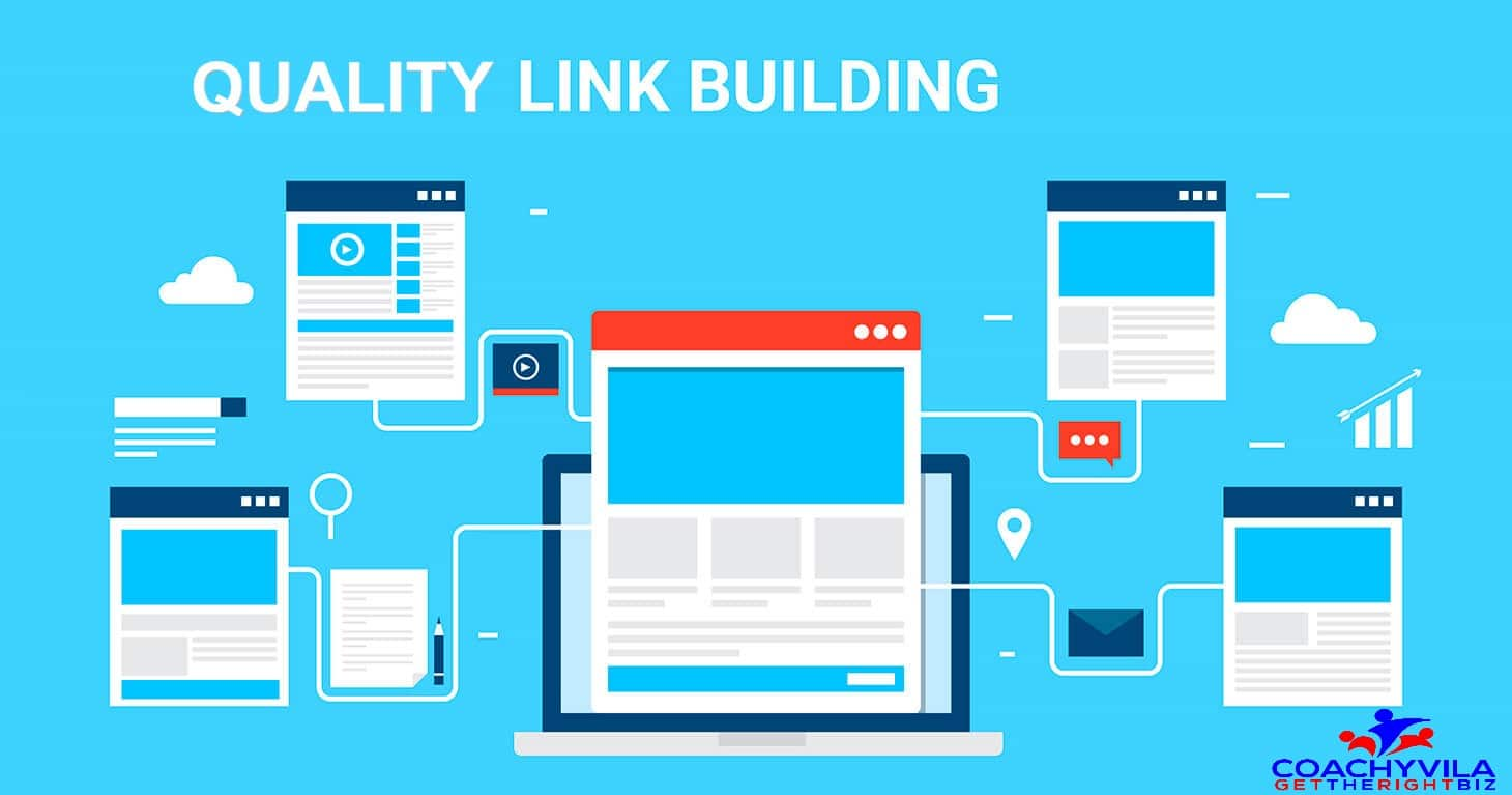 Simple guides to quality link building for your Website