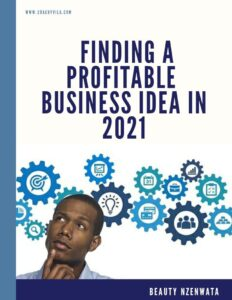 Finding a profitable business idea in 2021